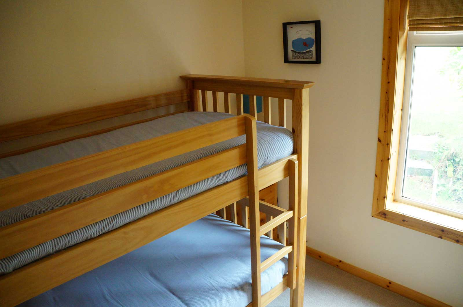 Holiday Cottage Bunk Room