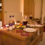 Holiday Cottage Strathpeffer Food