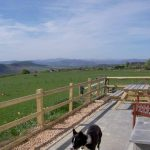 Holiday Cottage Strathpeffer Sunny Outside